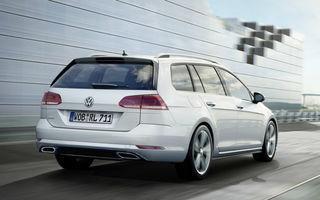 Viitoarea generație Volkswagen Golf va avea și versiune break: Golf Variant va fi asamblat la uzina din Wolfsburg