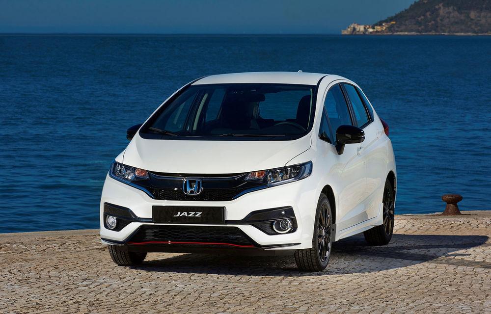 Viitoarea generație Honda Jazz va fi prezentată în 24 octombrie: modelul niponilor va fi disponibil în Europa doar în versiune hibrid - Poza 1