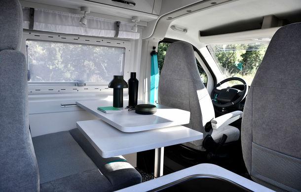 Peugeot Boxer 4x4 Concept: autorulota producătorului francez debutează în 28 septembrie - Poza 3