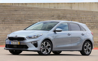 Kia dezvăluie planurile pentru gama de modele: Ceed ar putea primi o versiune electrică, iar conceptul Imagine by Kia va avea o versiune de serie în 2021