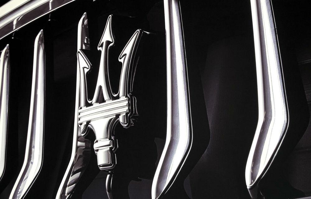 Planurile Maserati privind electrificarea: două modele noi, printre care un SUV, iar Ghibli va primi versiune hibridă în 2020 - Poza 1