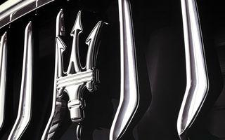 Planurile Maserati privind electrificarea: două modele noi, printre care un SUV, iar Ghibli va primi versiune hibridă în 2020