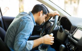 Proiect pentru înăsprirea legii pentru șoferii băuți care produc accidente mortale: pedeapsa cu închisoare nu va mai putea fi suspendată