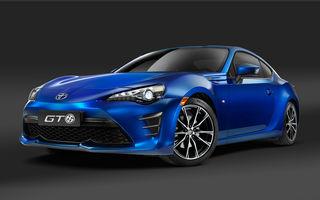Toyota confirmă că sportiva GT86 va primi o nouă generație: modelul va fi dezvoltat în continuare împreună cu Subaru