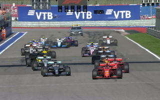 Hamilton a câștigat cursa din Rusia după un abandon al lui Vettel! Bottas și Leclerc completează podiumul