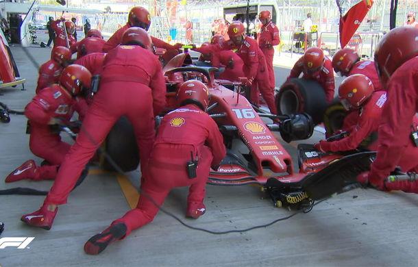 Hamilton a câștigat cursa din Rusia după un abandon al lui Vettel! Bottas și Leclerc completează podiumul - Poza 4