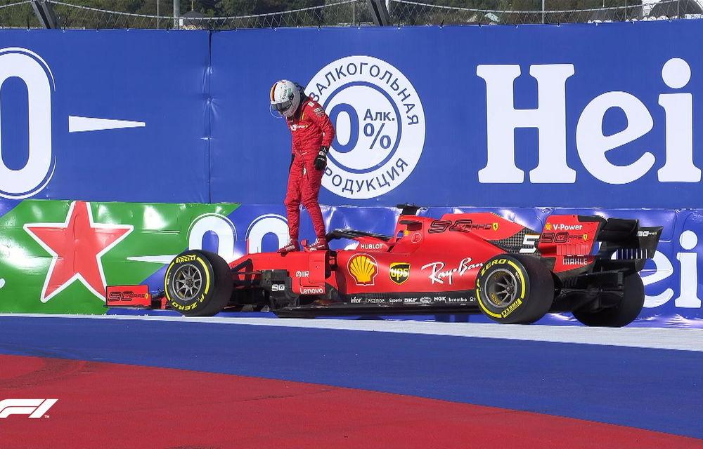 Hamilton a câștigat cursa din Rusia după un abandon al lui Vettel! Bottas și Leclerc completează podiumul - Poza 3