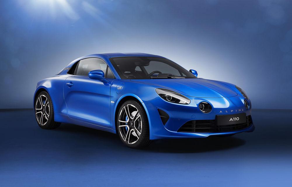 """Alpine pregătește modele noi cu versiuni hibride: """"Electrificarea nu poate fi evitată"""" - Poza 1"""