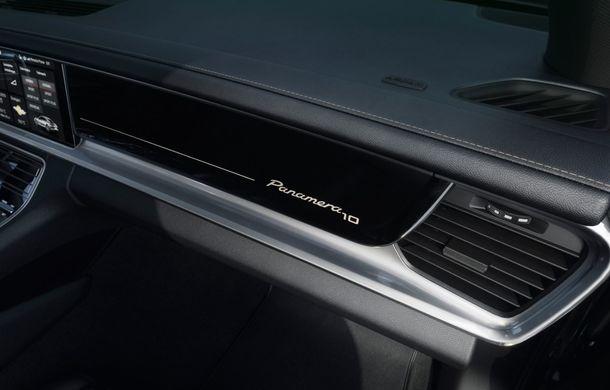 Porsche Panamera a împlinit 10 ani: nemții au pregătit o ediție aniversară - Poza 7