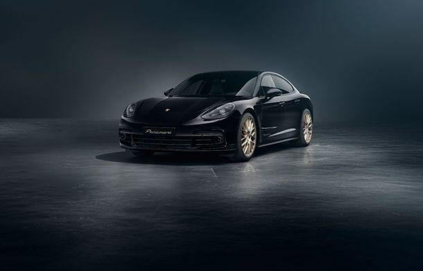 Porsche Panamera a împlinit 10 ani: nemții au pregătit o ediție aniversară - Poza 2