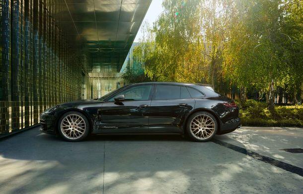 Porsche Panamera a împlinit 10 ani: nemții au pregătit o ediție aniversară - Poza 4