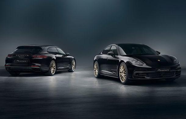 Porsche Panamera a împlinit 10 ani: nemții au pregătit o ediție aniversară - Poza 1