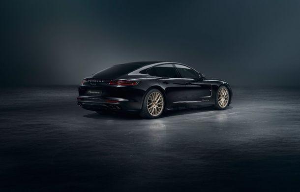 Porsche Panamera a împlinit 10 ani: nemții au pregătit o ediție aniversară - Poza 3
