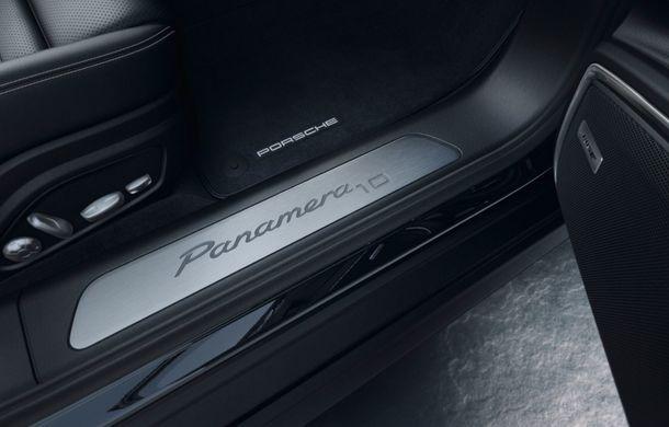 Porsche Panamera a împlinit 10 ani: nemții au pregătit o ediție aniversară - Poza 5