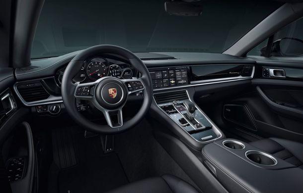 Porsche Panamera a împlinit 10 ani: nemții au pregătit o ediție aniversară - Poza 6
