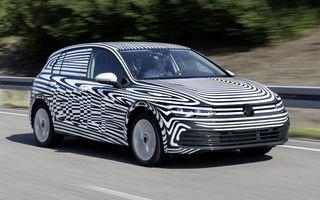 Noua generație Volkswagen Golf va fi prezentată în 24 octombrie: producția modelului de clasă compactă a debutat deja la uzina din Wolfsburg