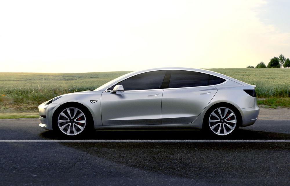 Model 3, succes și problemă pentru Tesla: adună 82% dintre vânzările mărcii, dar vine cu o marjă de profit mai mică - Poza 1