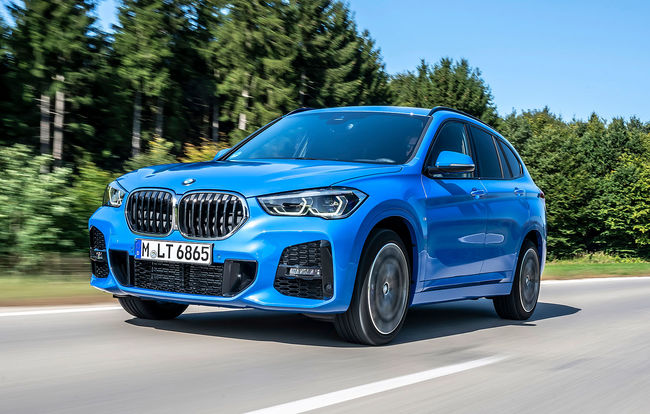 Test drive BMW X1 facelift