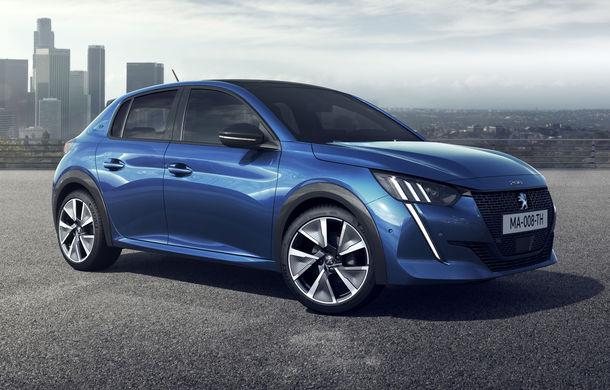 """Peugeot anunță o cerere peste așteptări pentru electricul 208: """"Avem peste 20.000 de clienți interesați de e208"""" - Poza 1"""