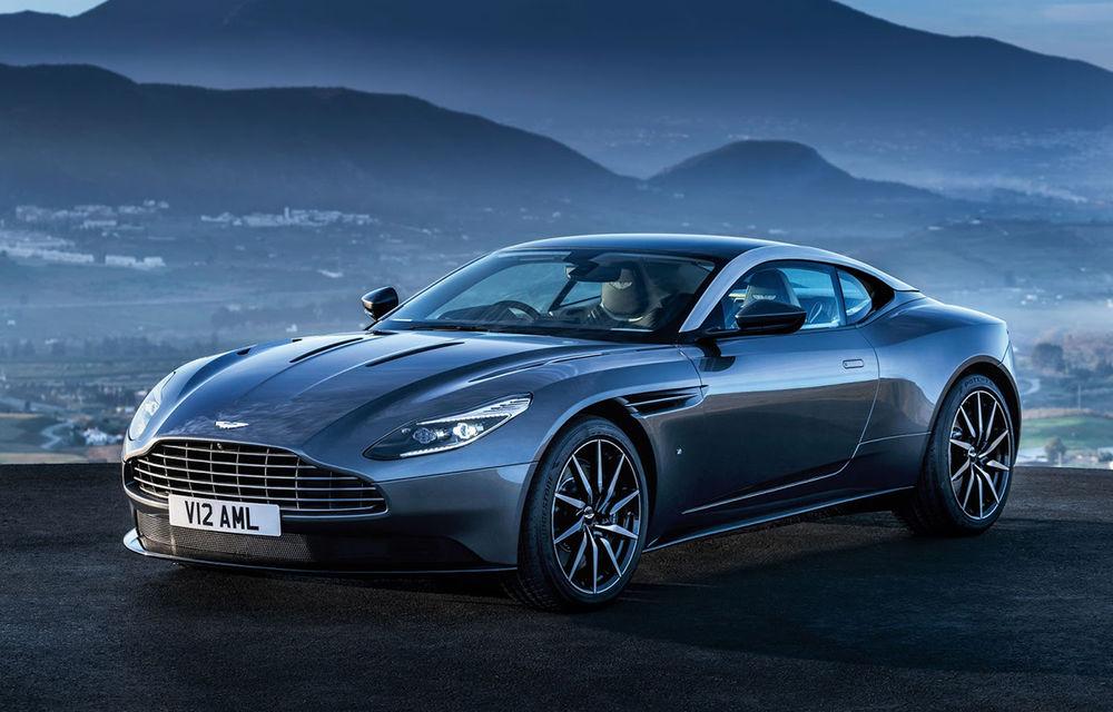 Aston Martin revine pe panta descendentă: valoarea companiei a scăzut cu 75% la un an de la listarea pe bursă - Poza 1