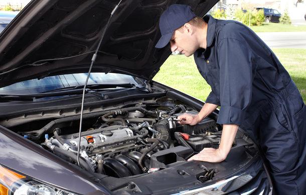 Avertisment: peste 10.000 de service-uri auto funcţionează fără autorizaţie în România - Poza 1