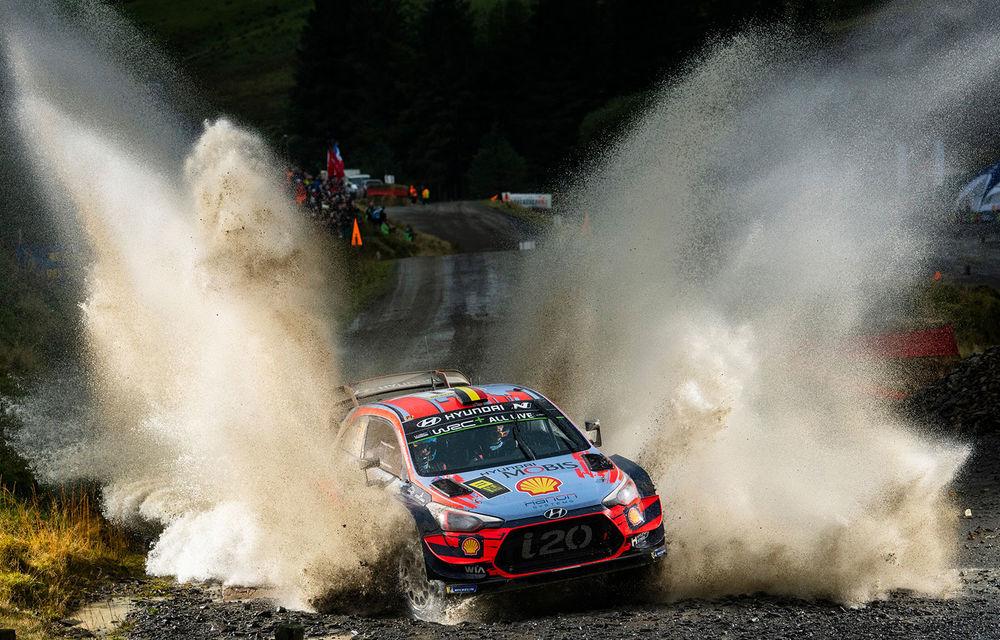 Campionatul Mondial de Raliuri: Ott Tanak câștigă etapa din Marea Britanie. Petter Solberg se impune în categoria WRC 2 - Poza 2