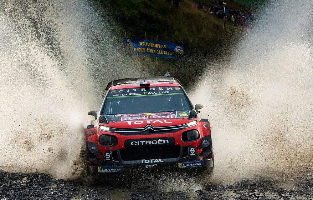 Campionatul Mondial de Raliuri: Ott Tanak câștigă etapa din Marea Britanie. Petter Solberg se impune în categoria WRC 2 - Poza 3