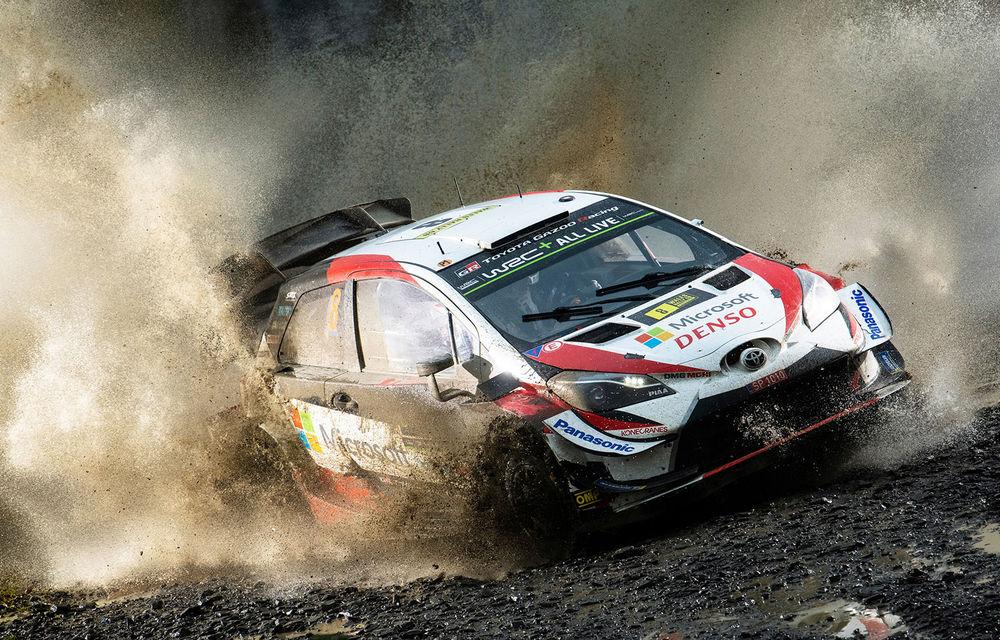 Campionatul Mondial de Raliuri: Ott Tanak câștigă etapa din Marea Britanie. Petter Solberg se impune în categoria WRC 2 - Poza 1