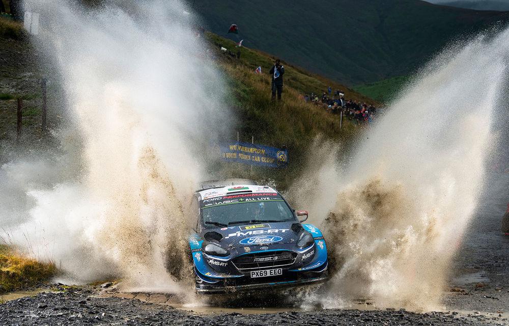 Campionatul Mondial de Raliuri: Ott Tanak câștigă etapa din Marea Britanie. Petter Solberg se impune în categoria WRC 2 - Poza 4