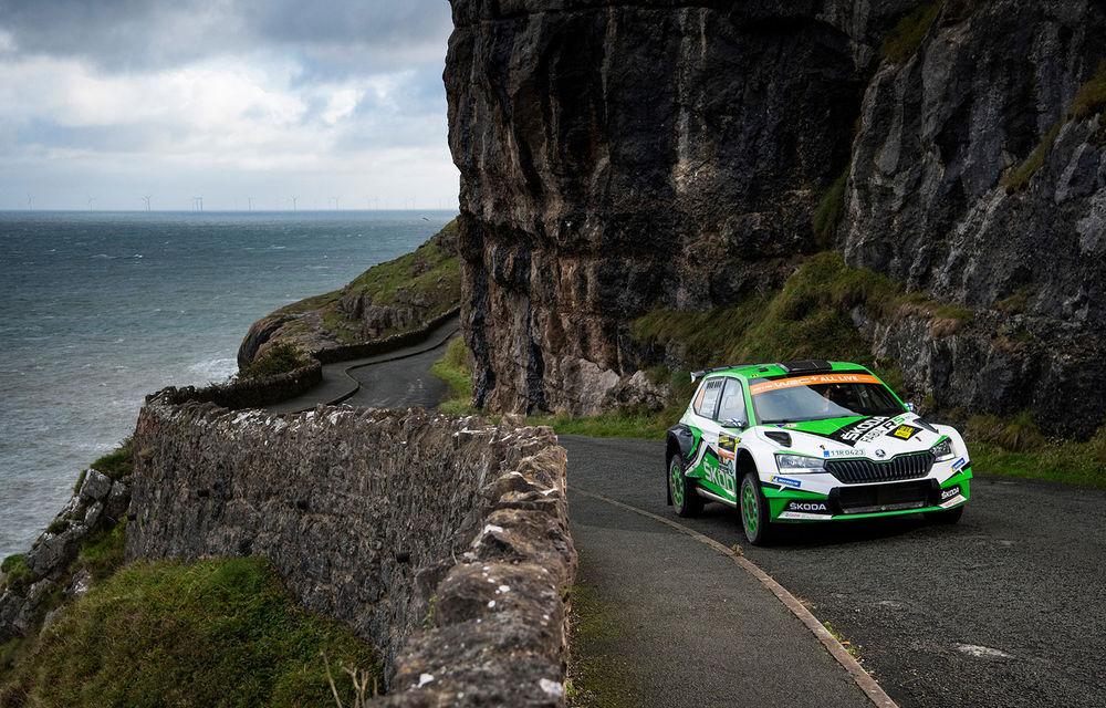 Campionatul Mondial de Raliuri: Ott Tanak câștigă etapa din Marea Britanie. Petter Solberg se impune în categoria WRC 2 - Poza 7