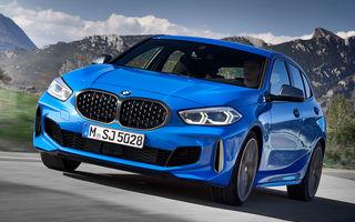BMW ar putea lansa o versiune electrică pentru Seria 1 în cel mult doi ani: