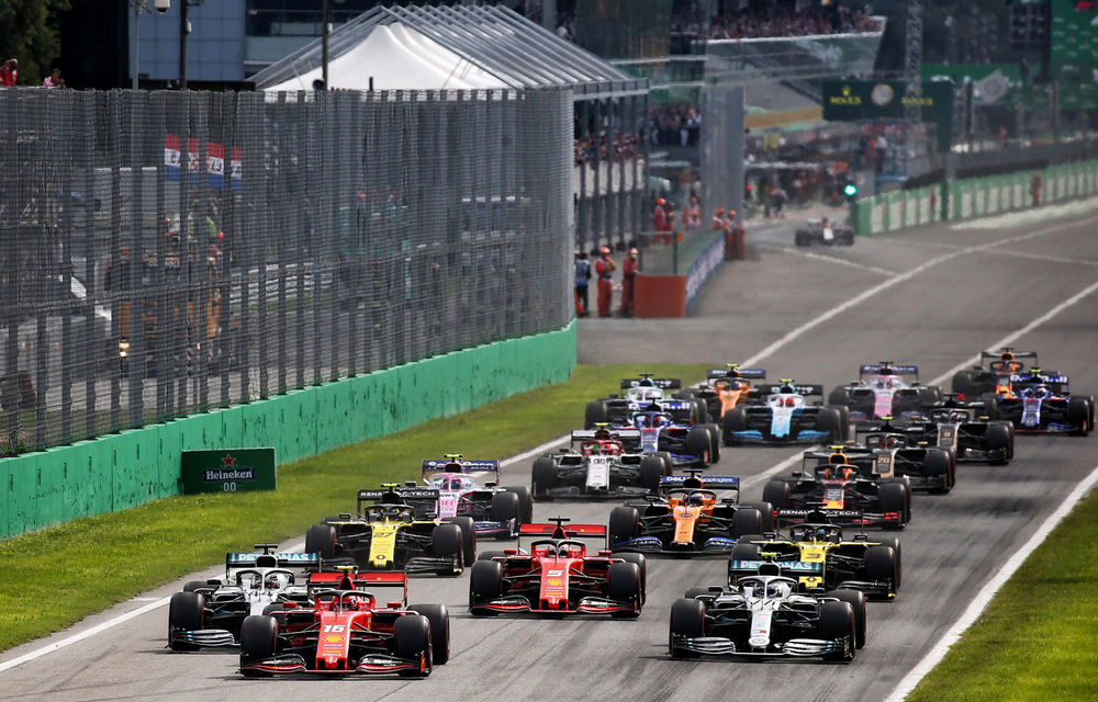 Formula 1 a adoptat calendarul sezonului 2020 cu un număr record de 22 de curse: echipele vor avea doar 6 zile de teste de iarnă - Poza 1