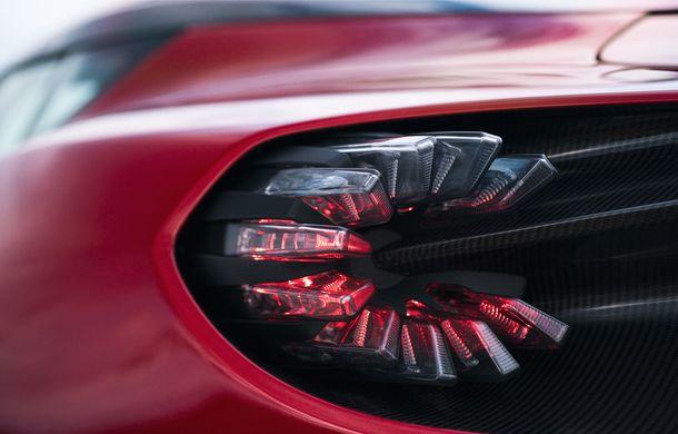 Aston Martin DBS GT Zagato: accesorii exterioare din aur, elemente interioare printate 3D și producție limitată la 19 unități - Poza 12