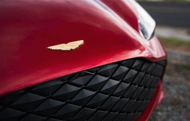 Aston Martin DBS GT Zagato: accesorii exterioare din aur, elemente interioare printate 3D și producție limitată la 19 unități - Poza 9