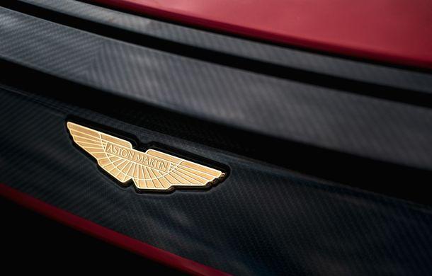 Aston Martin DBS GT Zagato: accesorii exterioare din aur, elemente interioare printate 3D și producție limitată la 19 unități - Poza 16