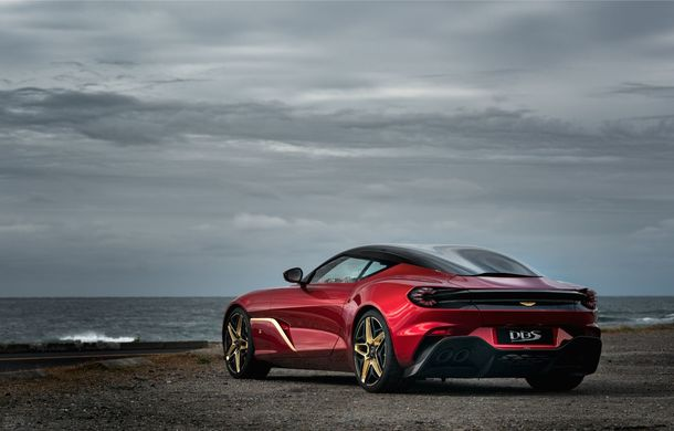 Aston Martin DBS GT Zagato: accesorii exterioare din aur, elemente interioare printate 3D și producție limitată la 19 unități - Poza 5