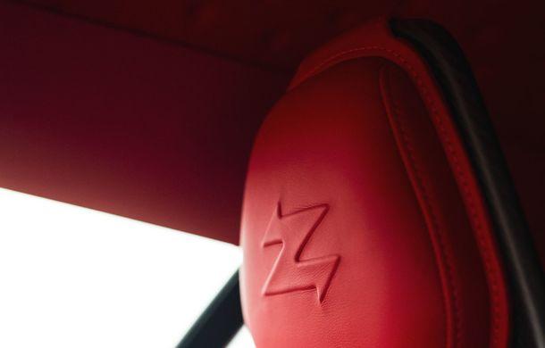 Aston Martin DBS GT Zagato: accesorii exterioare din aur, elemente interioare printate 3D și producție limitată la 19 unități - Poza 22