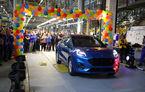 Ford a început în 8 octombrie producția SUV-ului Puma la uzina de la Craiova: angajații vor lucra în trei schimburi