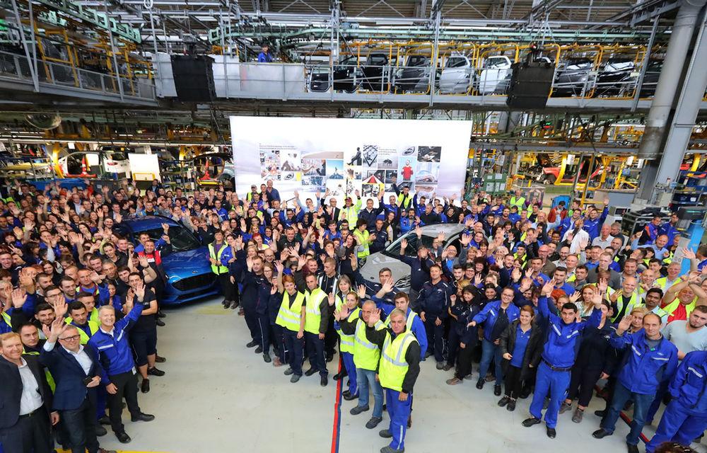 Ford a început în 8 octombrie producția SUV-ului Puma la uzina de la Craiova: angajații vor lucra în trei schimburi - Poza 2