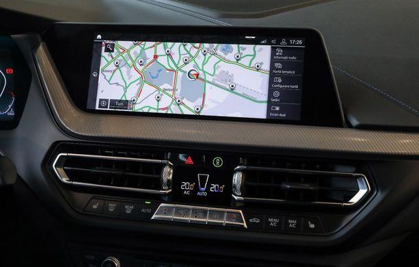 BMW a prezentat noul Seria 1 în România: interfață iDrive disponibilă în limba română și informații despre trafic în timp real. Preț de pornire de 27.600 de euro - Poza 28