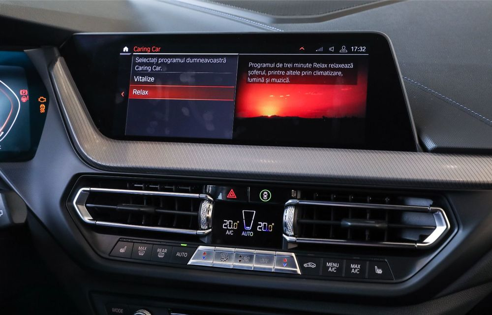 BMW a prezentat noul Seria 1 în România: interfață iDrive disponibilă în limba română și informații despre trafic în timp real. Preț de pornire de 27.600 de euro - Poza 38