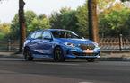 BMW a prezentat noul Seria 1 în România: interfață iDrive disponibilă în limba română și informații despre trafic în timp real. Preț de pornire de 27.600 de euro