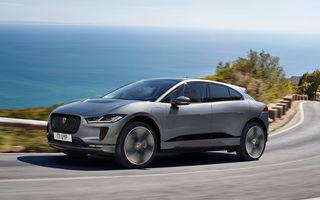 SUV-ul electric I-Pace a atins o cotă de 10% din vânzările Jaguar în 2019: peste 12.000 de unități comercializate în acest an