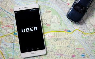 Legea pentru reglementarea serviciilor de ride-hailing: mai puțin de jumătate dintre șoferii Uber au primit autorizație