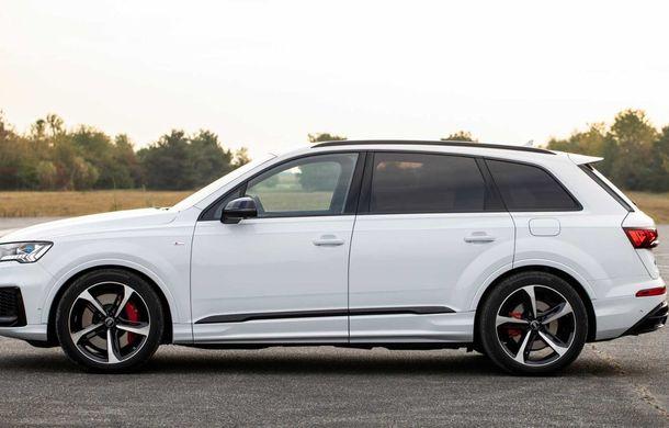 Versiune plug-in hybrid pentru Audi Q7: 449 CP și  autonomie electrică de până la 40 de kilometri - Poza 5