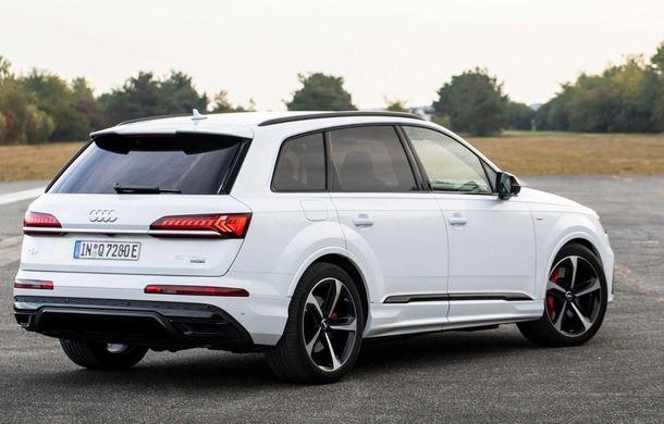 Versiune plug-in hybrid pentru Audi Q7: 449 CP și  autonomie electrică de până la 40 de kilometri - Poza 6