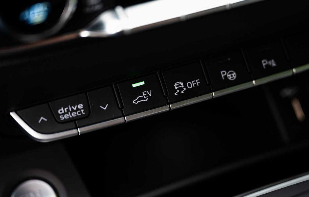 Versiune plug-in hybrid pentru Audi Q7: 449 CP și  autonomie electrică de până la 40 de kilometri - Poza 16