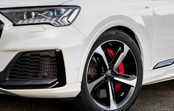 Versiune plug-in hybrid pentru Audi Q7: 449 CP și  autonomie electrică de până la 40 de kilometri - Poza 10
