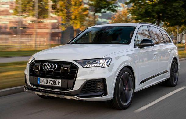 Versiune plug-in hybrid pentru Audi Q7: 449 CP și  autonomie electrică de până la 40 de kilometri - Poza 2