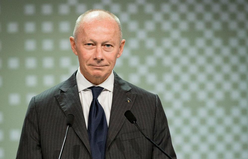 Presa franceză: șeful Renault, Thierry Bollore, ar putea fi demis pe fondul relației tensionate cu Nissan - Poza 1